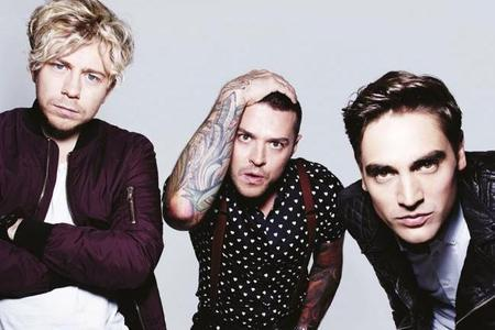 HEADING FOR SOMERSET: Busted will play the Field of Avalon at Glastonbury