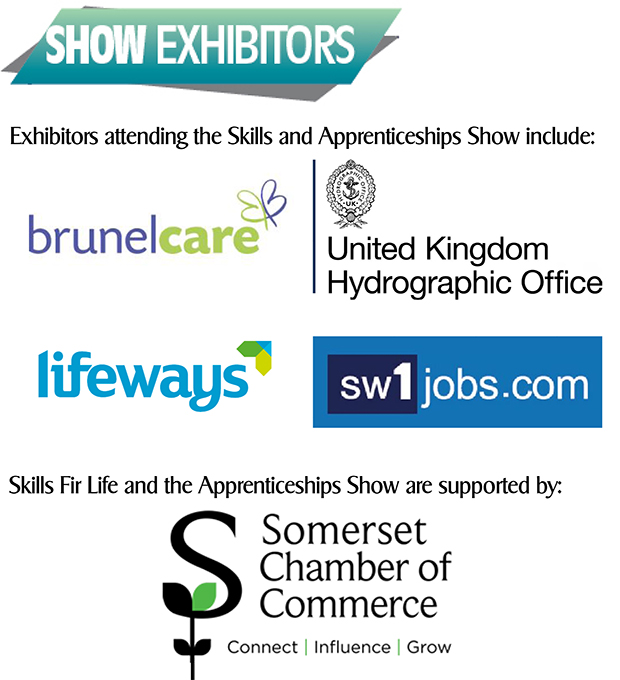 Somerset County Gazette: Somerset Skills and Apprenticeships Show: Exhibitors