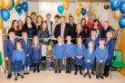 OPEN: Minerva Primary School, Taunton, opens new library