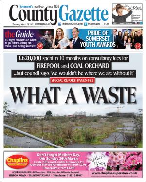Somerset County Gazette: REVEALED: £620k spent on consultants for Firepool and Coal Orchard schemes