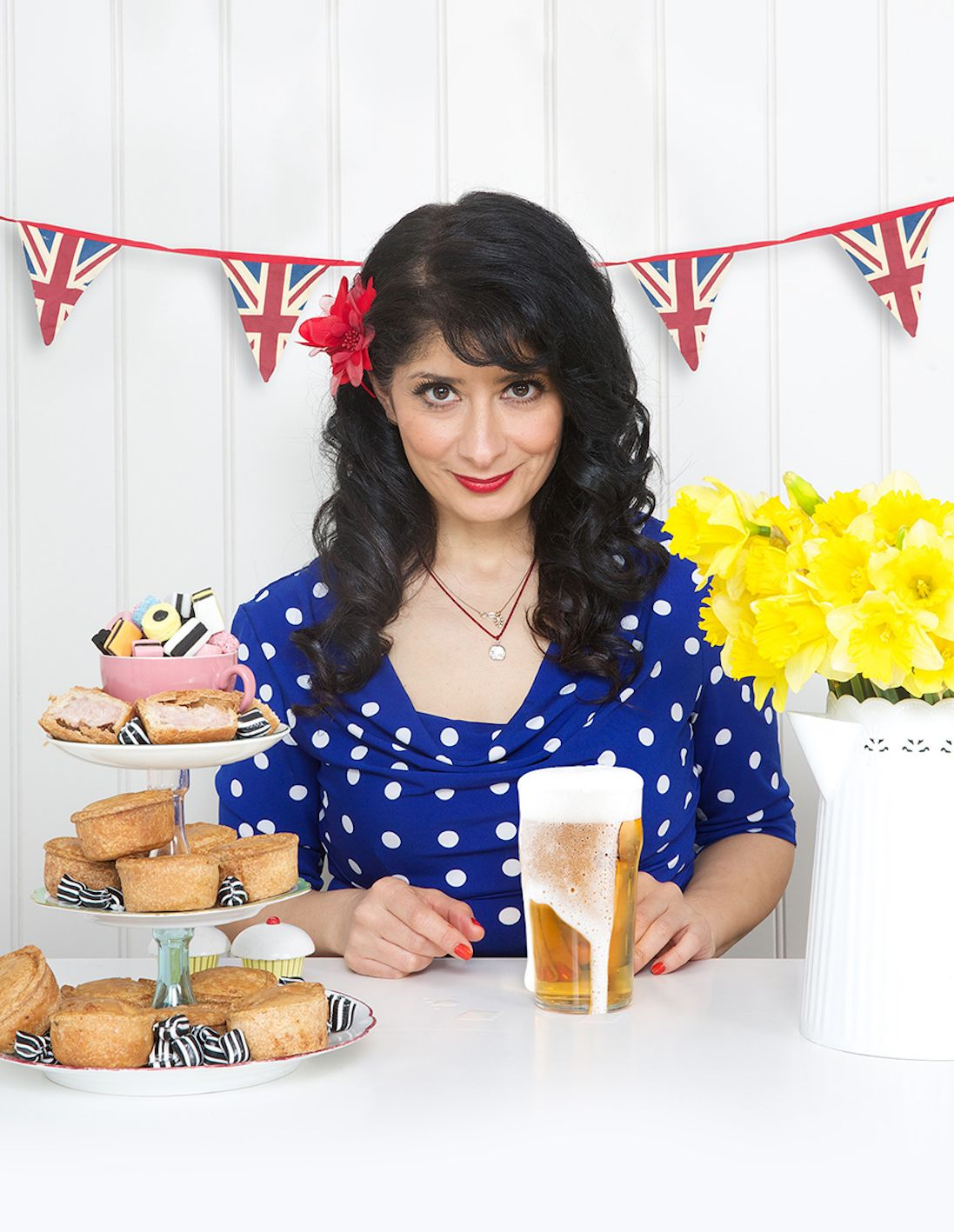 THE Big Interview with Shappi Khorsandi ahead of her appearance at The Brewhouse in Taunton