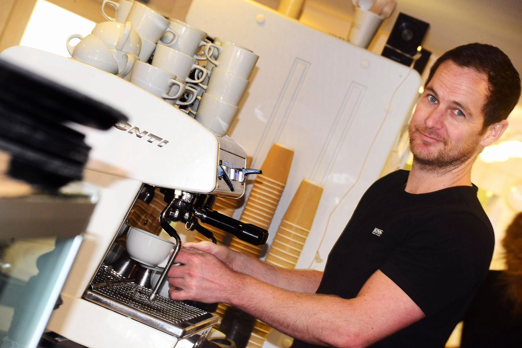 MEET THE CHEF: This week is Dean Hawker from Cafe Expresso, 38, High Street, Taunton
