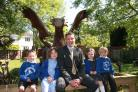 HONOURED: Gareth Jones has been appointed as the new headteacher of Parkfield Primary School