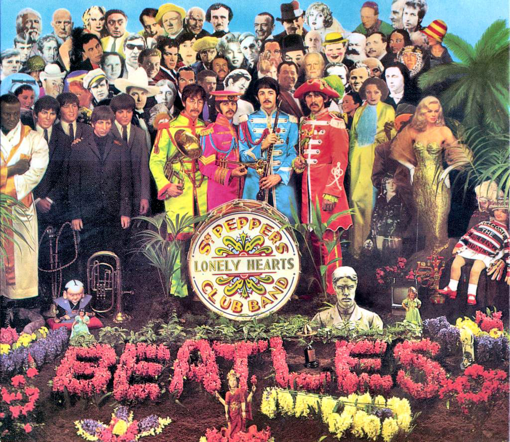 First time listeners give their opinions on Sgt Pepper's Lonely Hearts Club Band by The Beatles which is 50 years old on June 1