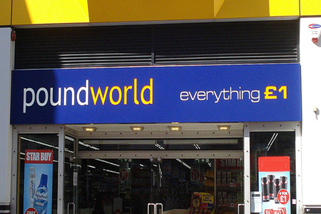 Opening date for new Poundworld store opening in former BHS shop in Taunton