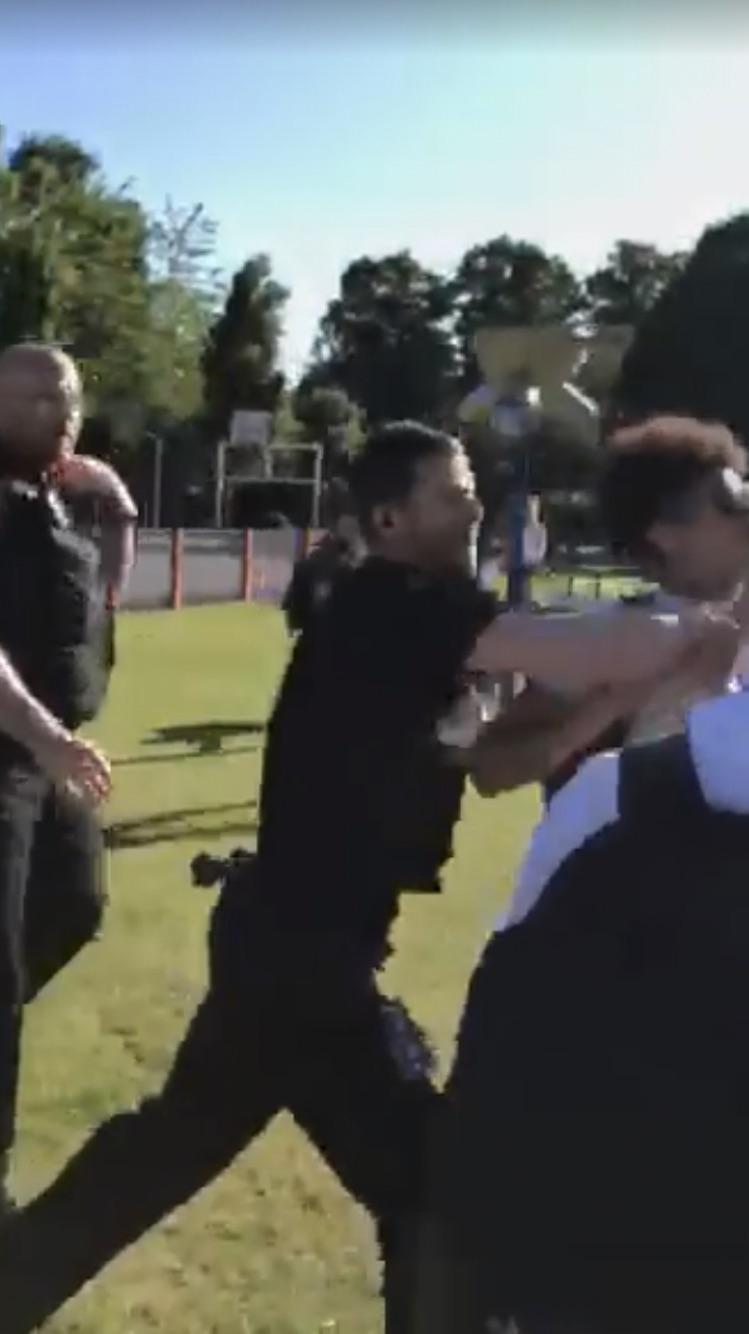 Controversial Taunton arrest video sparks police investigation
