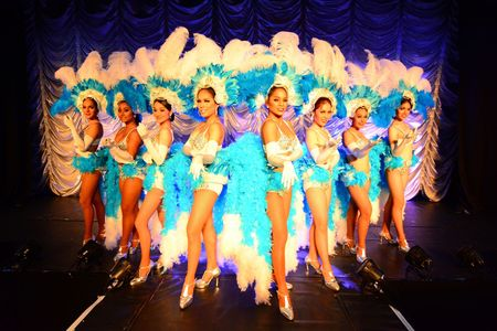 Lady Boys of Bangkok are coming to Taunton