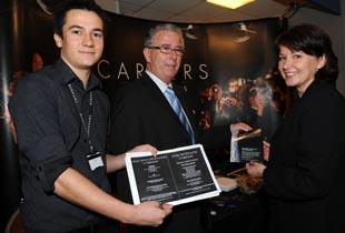 Gazette Careers Fair 2008