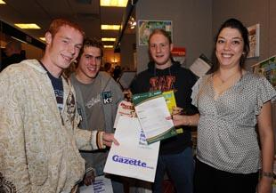 County Gazette Careers Fair 2008