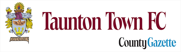 Somerset County Gazette: Taunton Town Football Club news from the County Gazette