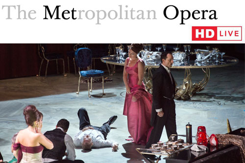 The MET Opera: The Exterminating Angel