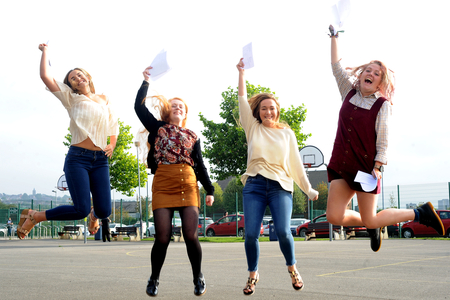 RESULTS: Thousands are collecting their A Level results today