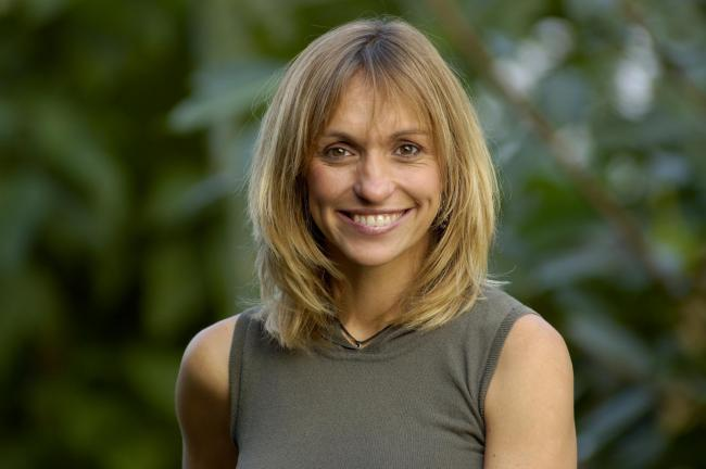 ff623833a5b1d POPULAR  TV presenter Michaela Strachan is coming to Taunton later this year