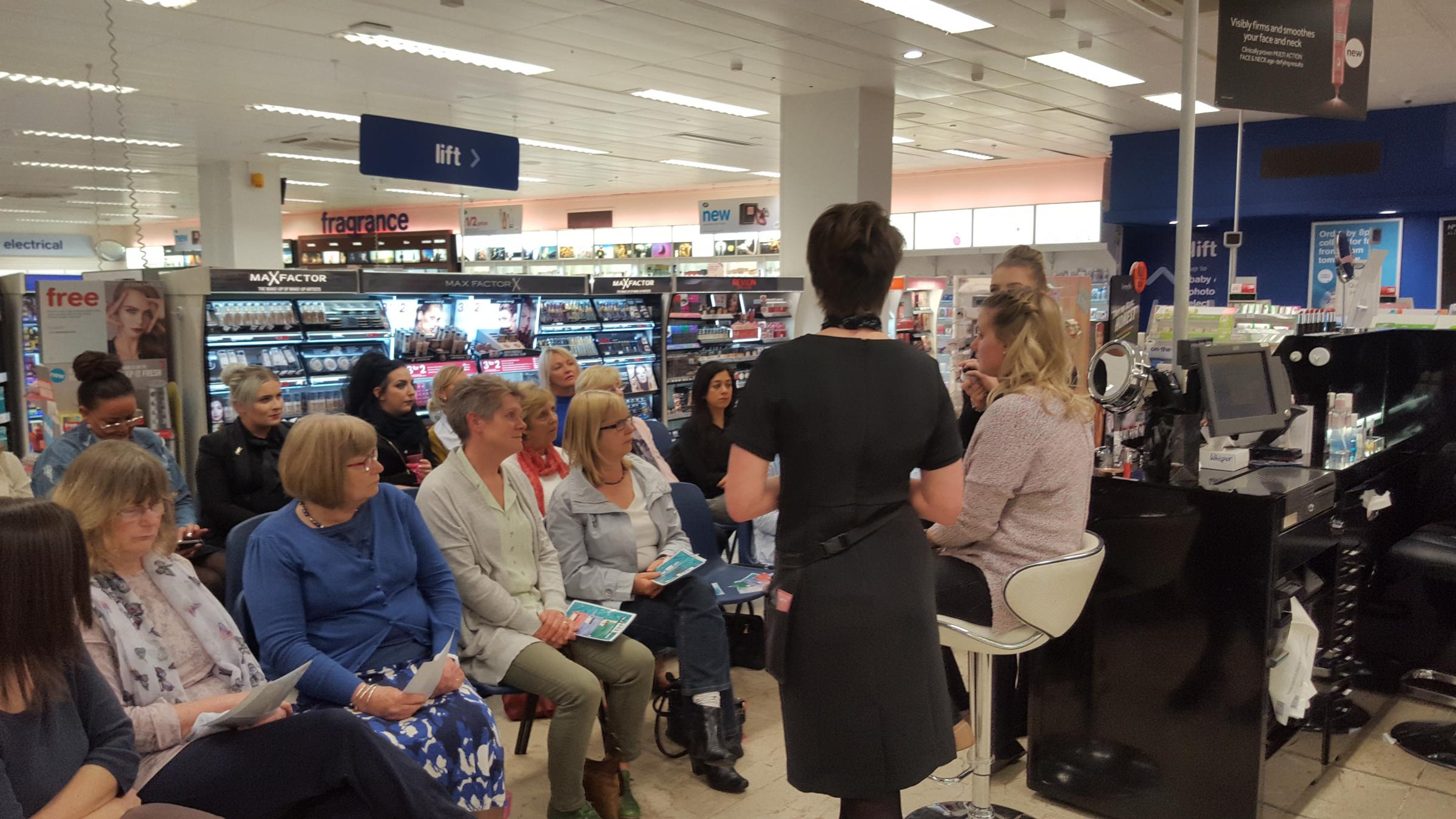 Gala Raise Night In Special At Boots Money Staff To Taunton Host zq086
