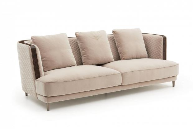 Somerset County Gazette: Bentley Home Stamford four-seater sofa