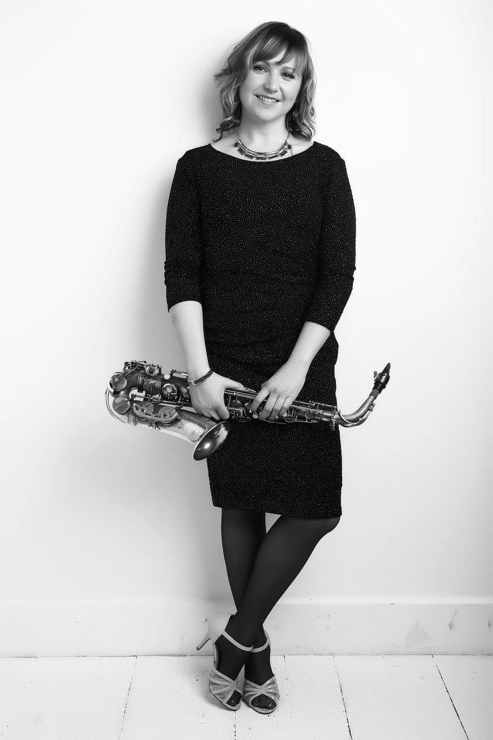 Go along to the Illminster Arts Centre and hear Amy's jazz voice