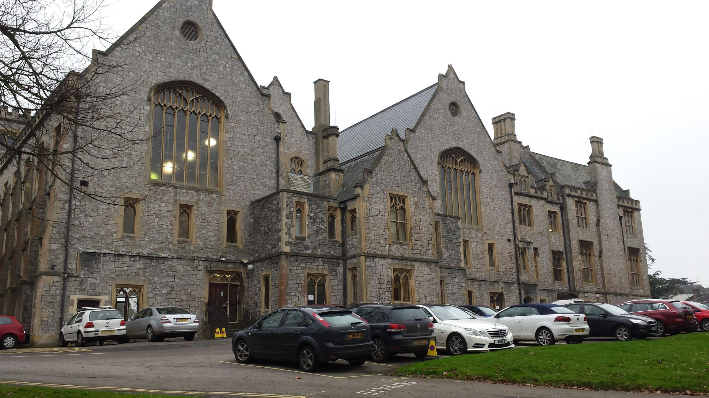 THEFT CASE: Taunton Crown Court