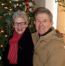 David and Sandra Webb
