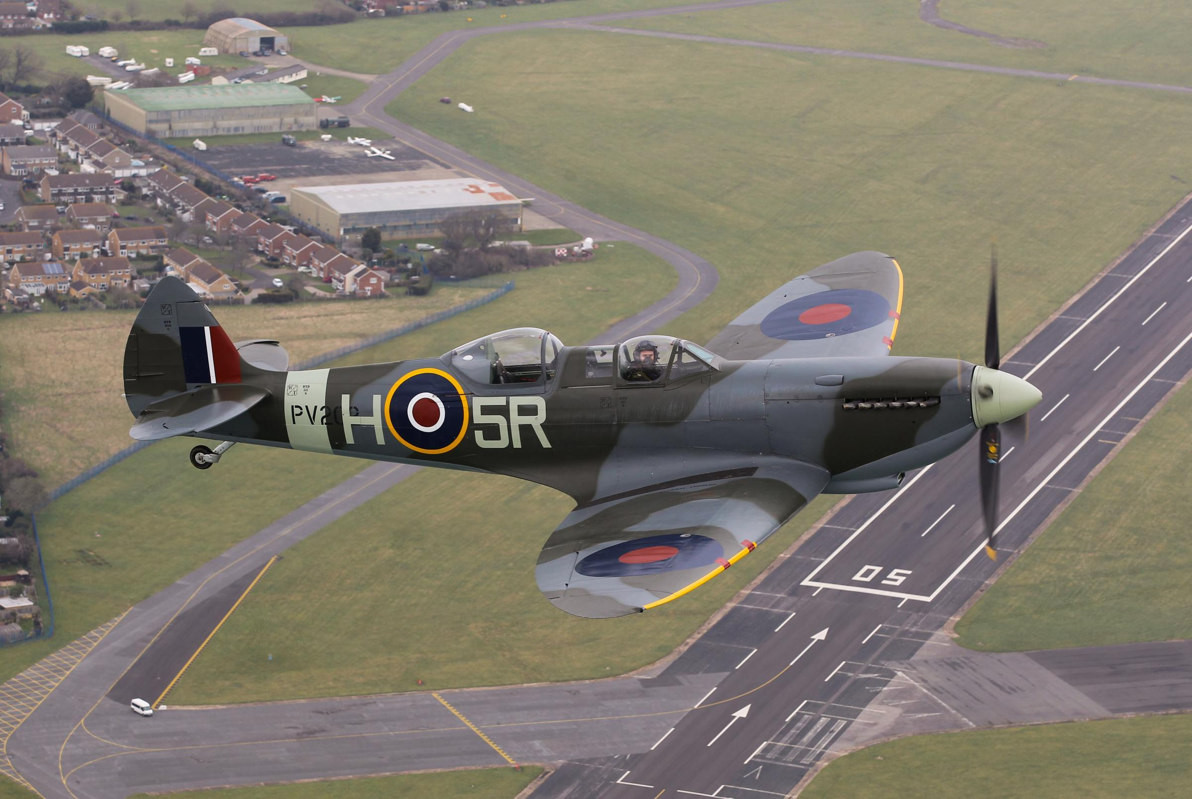 EXCITING: Battle of Britain planes coming to Wellington