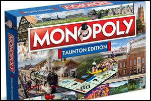 MONOPOLY REVEAL: Where is Taunton's Old Kent Road?