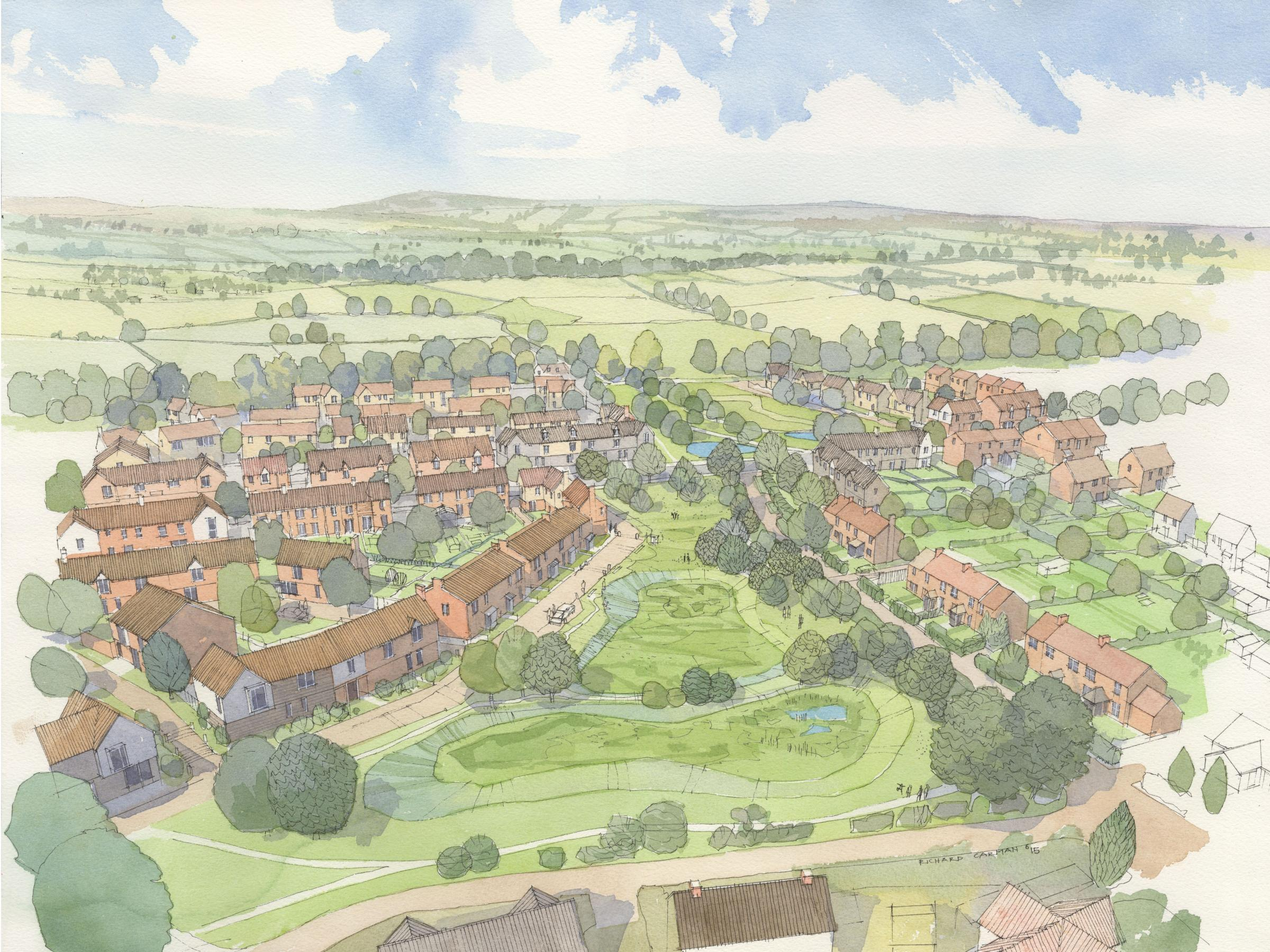 APPROVED: What the development at Staplegrove could look like
