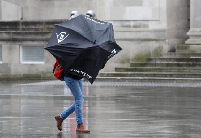 WEATHER: Somerset set to get wet with heavy downpour forecast throughout the da
