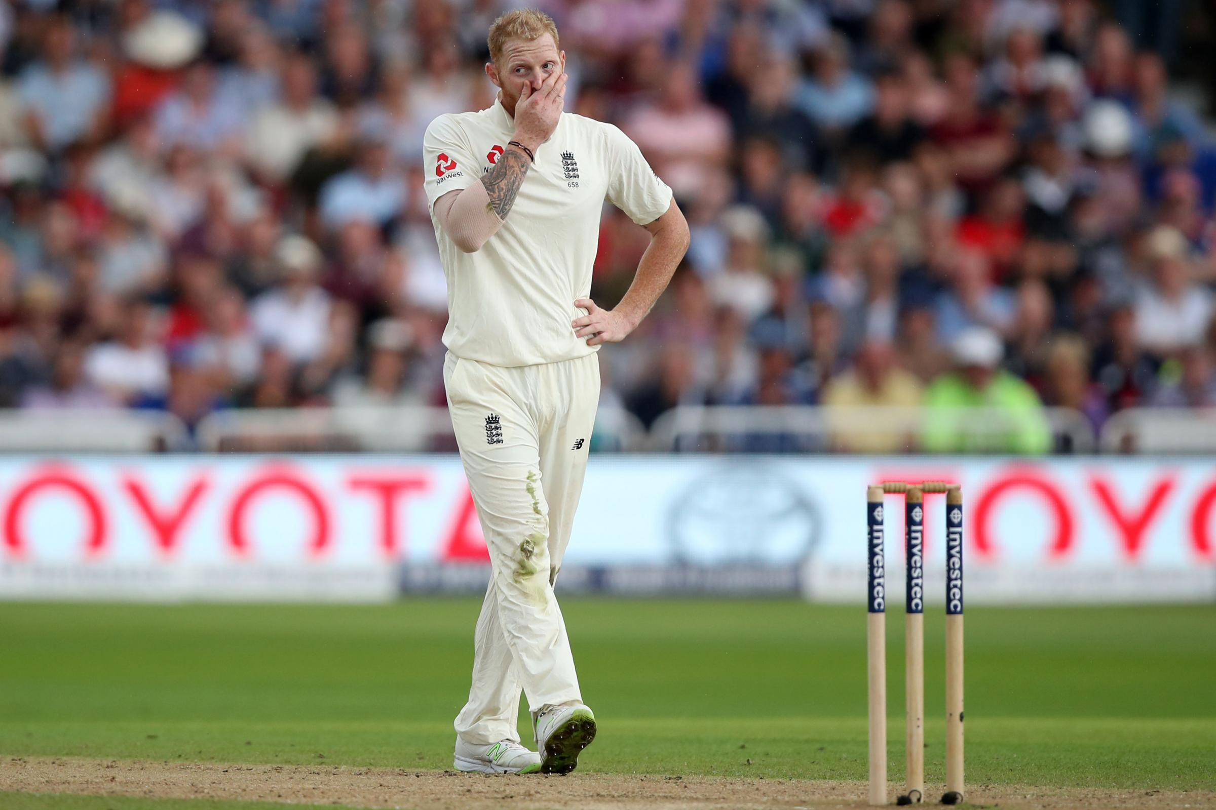 UNCERTAIN: Ben Stokes could miss the Ashes tour after being arrested on suspicion of actual bodily harm last week. Pic: PA Wire