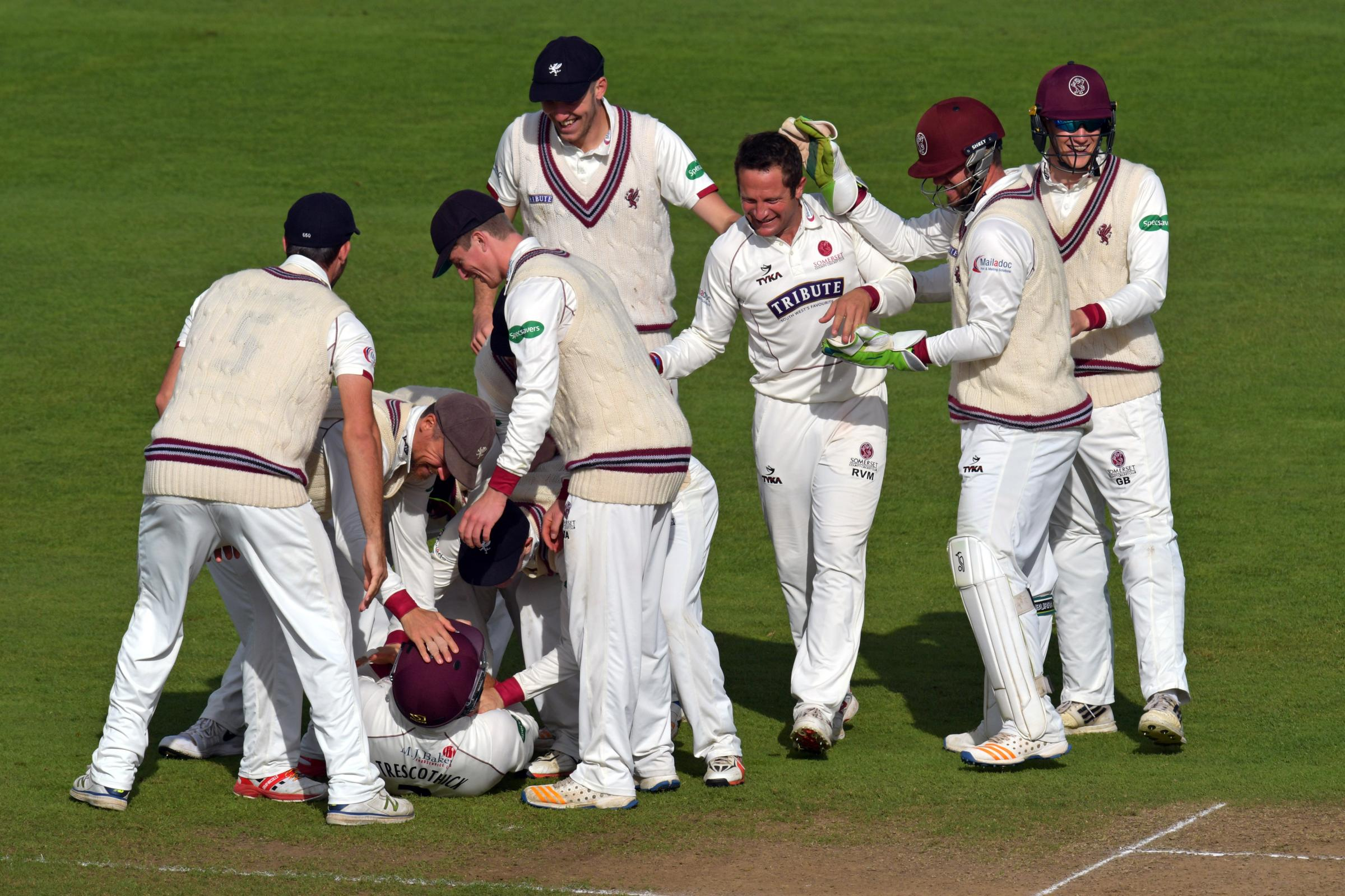 REVEALED: It's Worcestershire up first for Somerset in next year's County Championship.