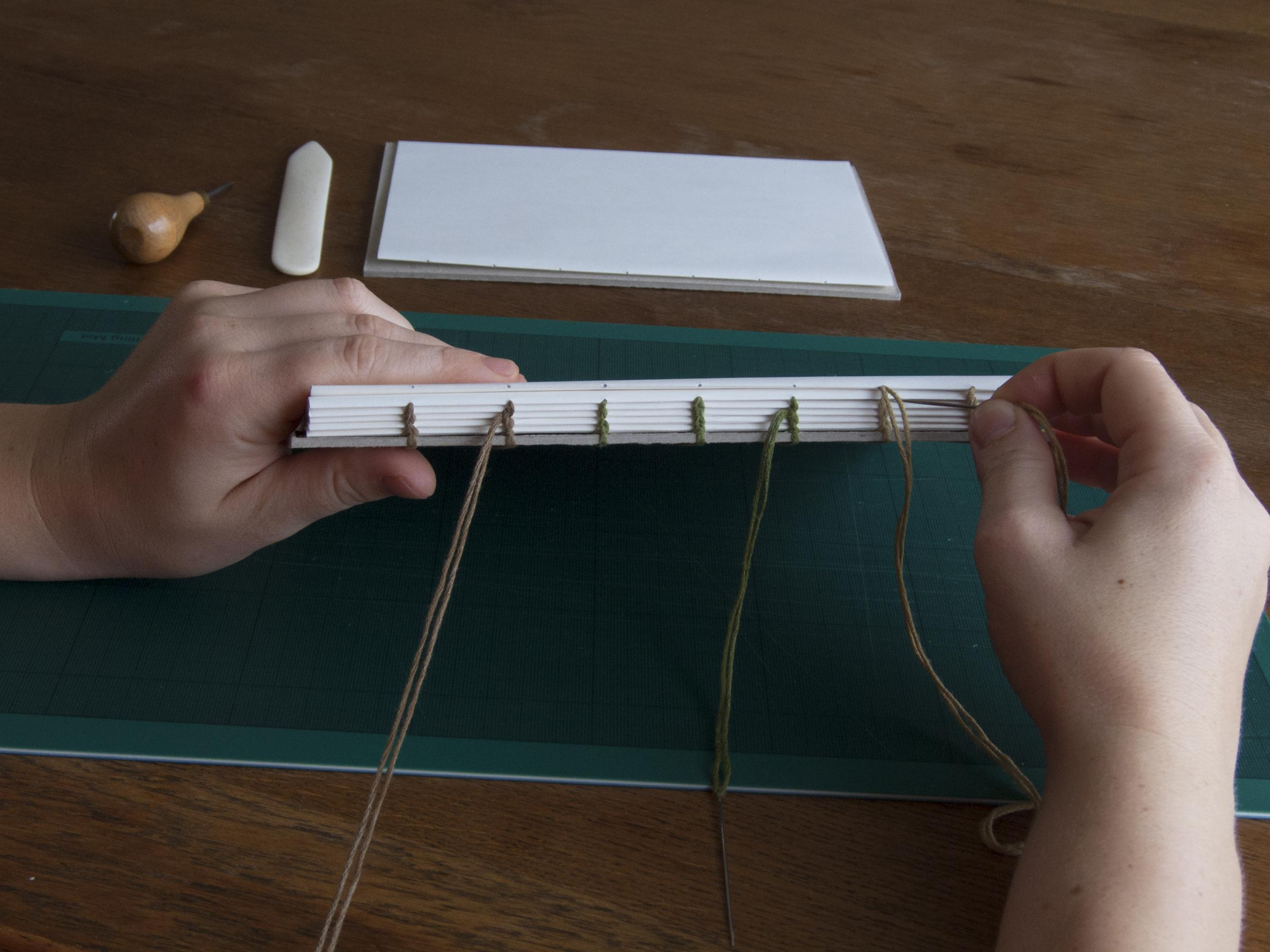 Make a Hand-Bound Journal