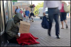 'NO SOFT TOUCH': Council plans to tackle homelessness