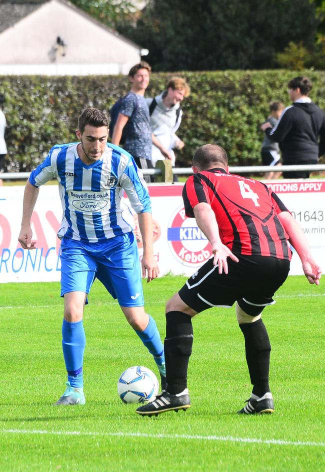 Football Wellington Afc Overcome Downton In Buildbase Fa Vase First
