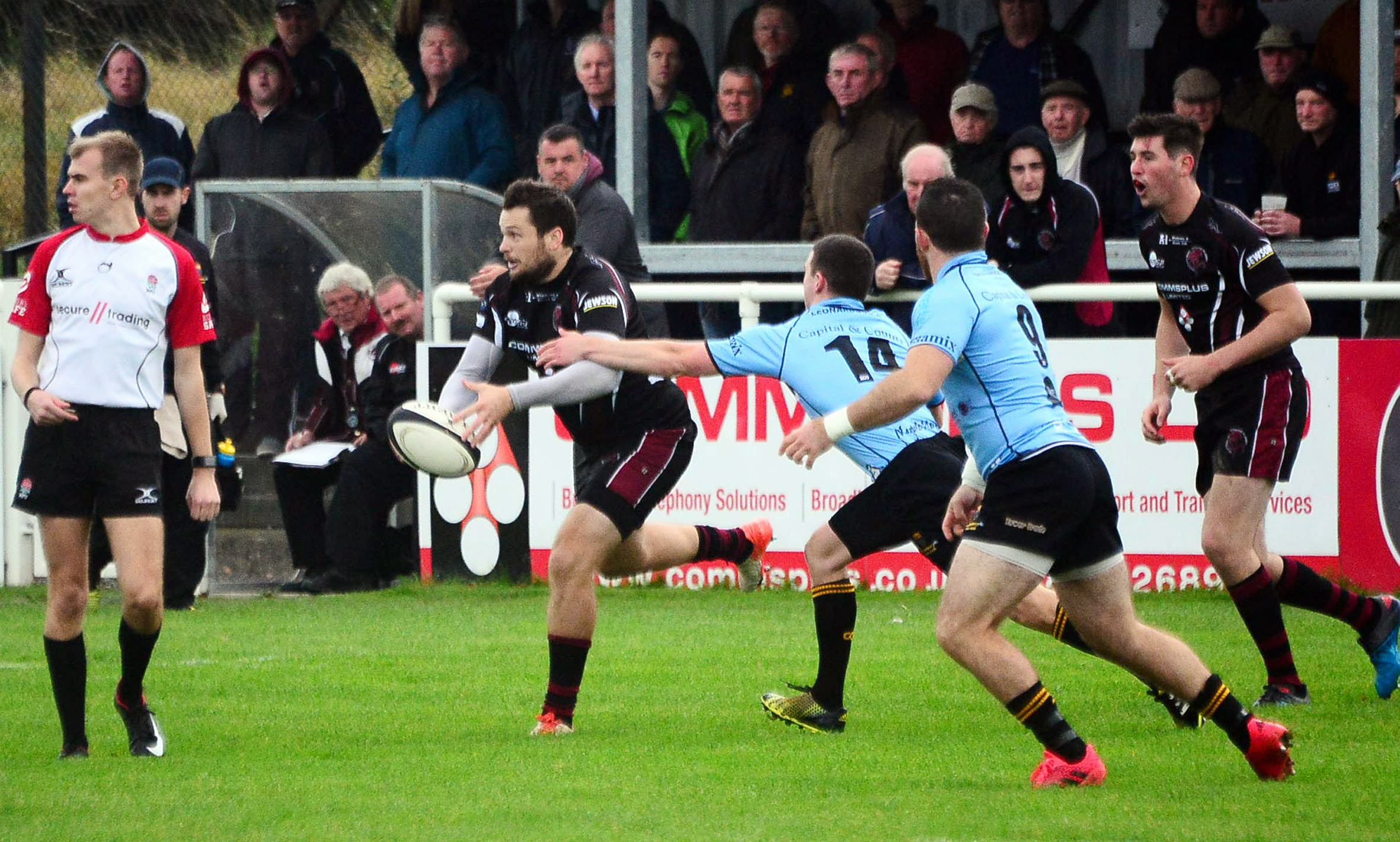 FUTURE: The way forward for Taunton Rugby Club was up for discussion. Pic: Steve Richardson