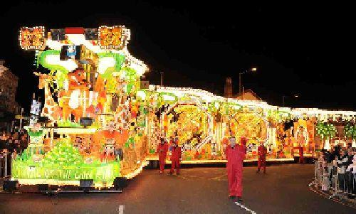 Taunton Carnival volunteers thanked