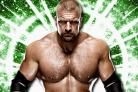 PERFORMING: WWE superstar Triple H will be in Minehead this Saturday. Picture: YouTube