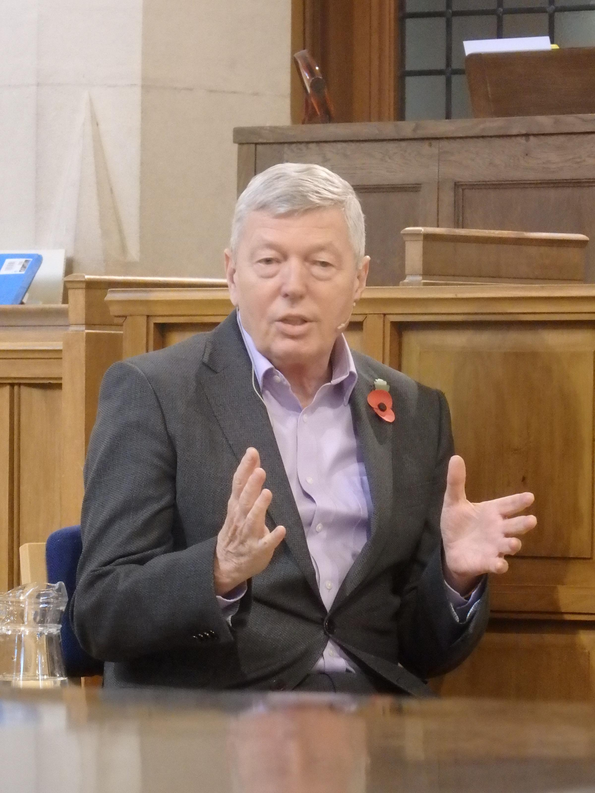 THE BIG INTERVIEW: Alan Johnson speaks to the County Gazette ahead of appearing at the Taunton Literary Festival