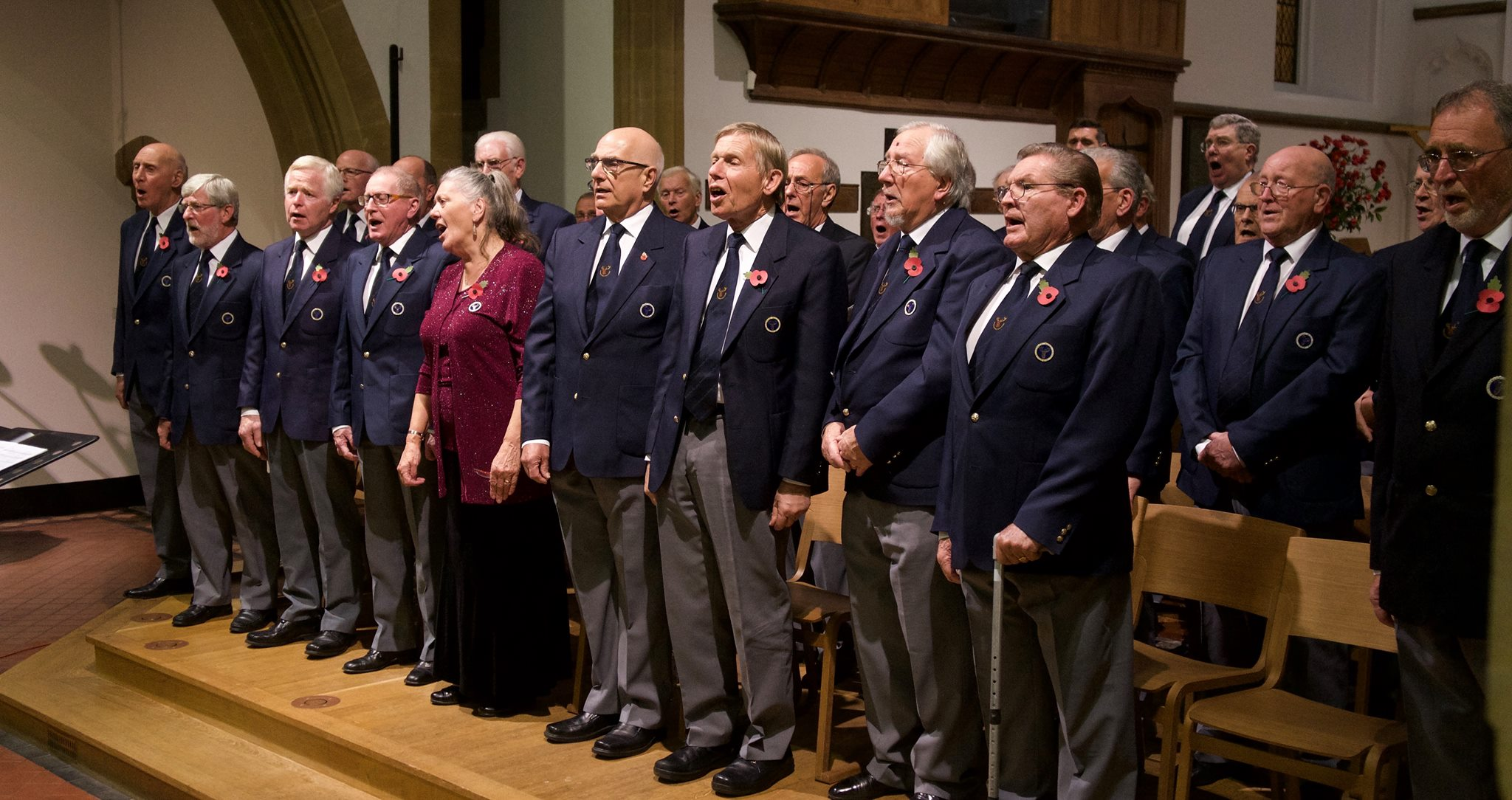 Minehead Male Voice Choir