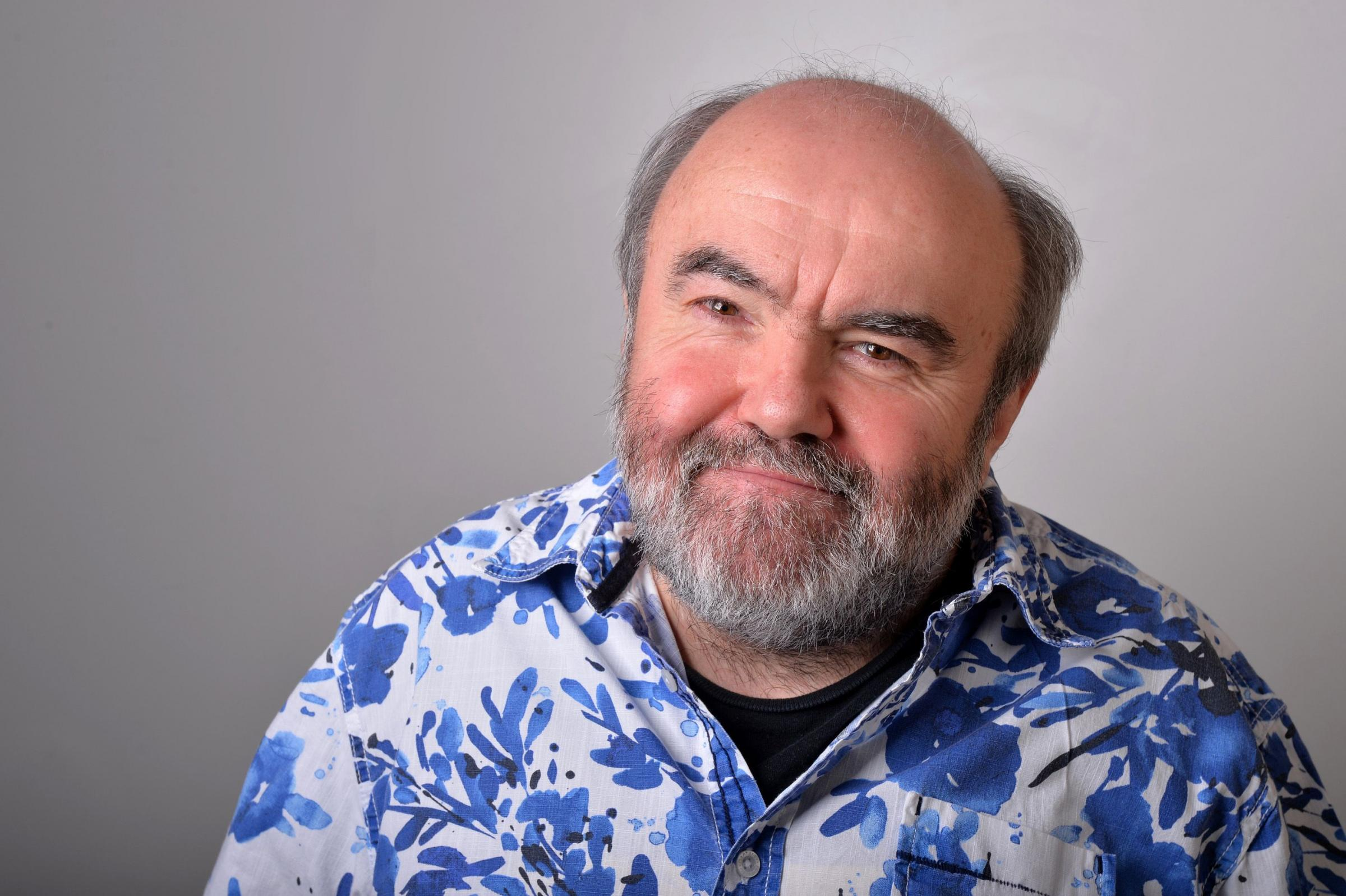 Comedy writer Andy Hamilton set to be 'The Star Witness' at Taunton Literary Festival