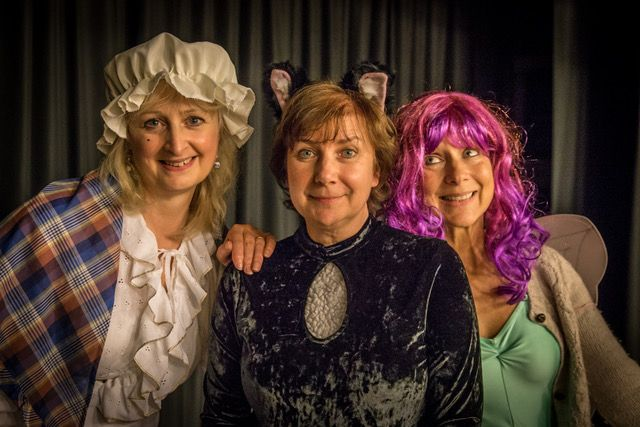 It's panto time thanks to Milverton Amateur Dramatic Society