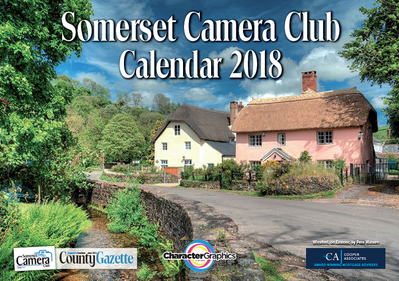 UP FOR GRABS: You can get a copy of the calendar free with your County Gazette at selected outlets
