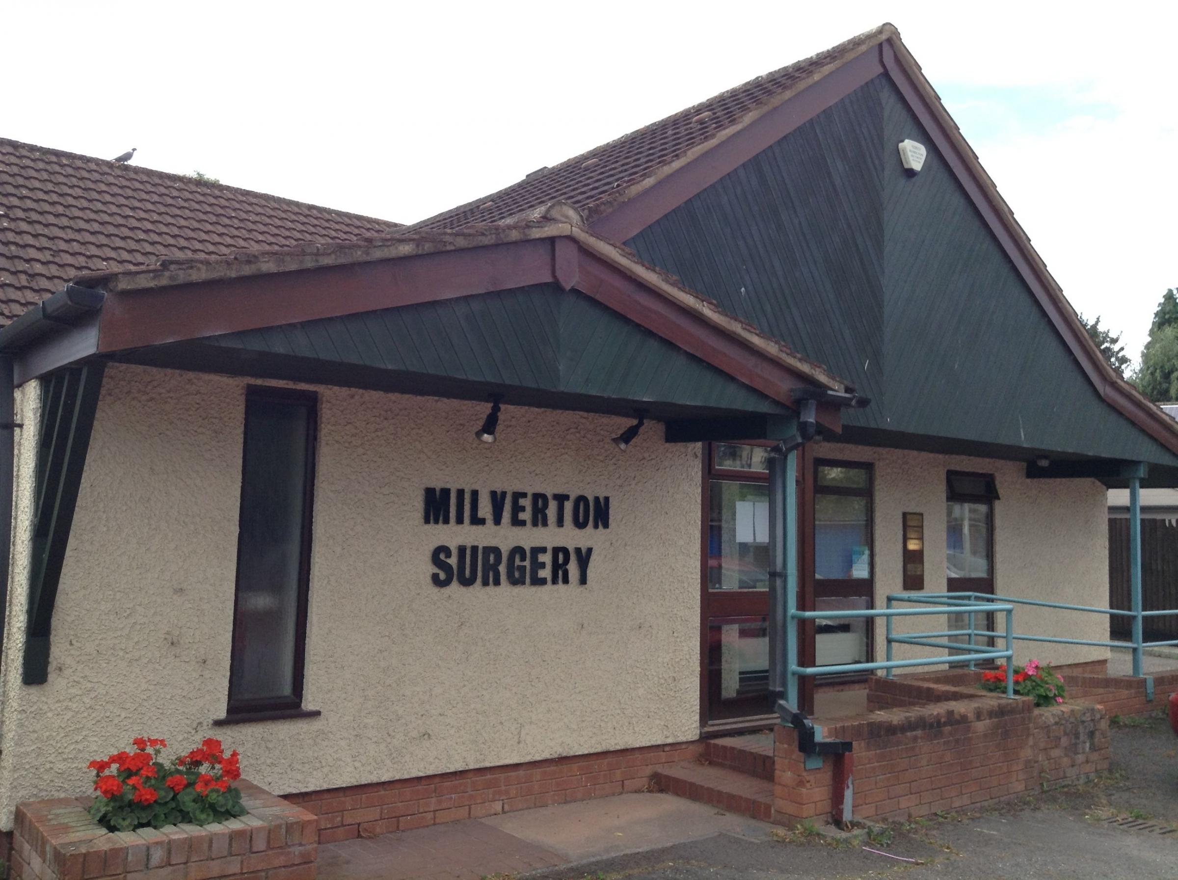 SET TO CLOSE: Milverton Surgery