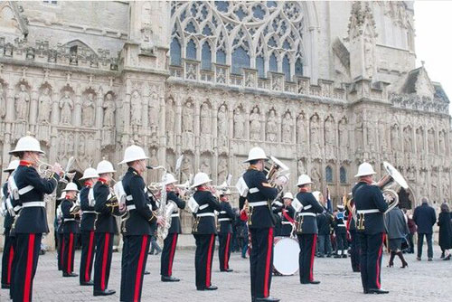 Band of HM Royal Marine Commando Training Centre