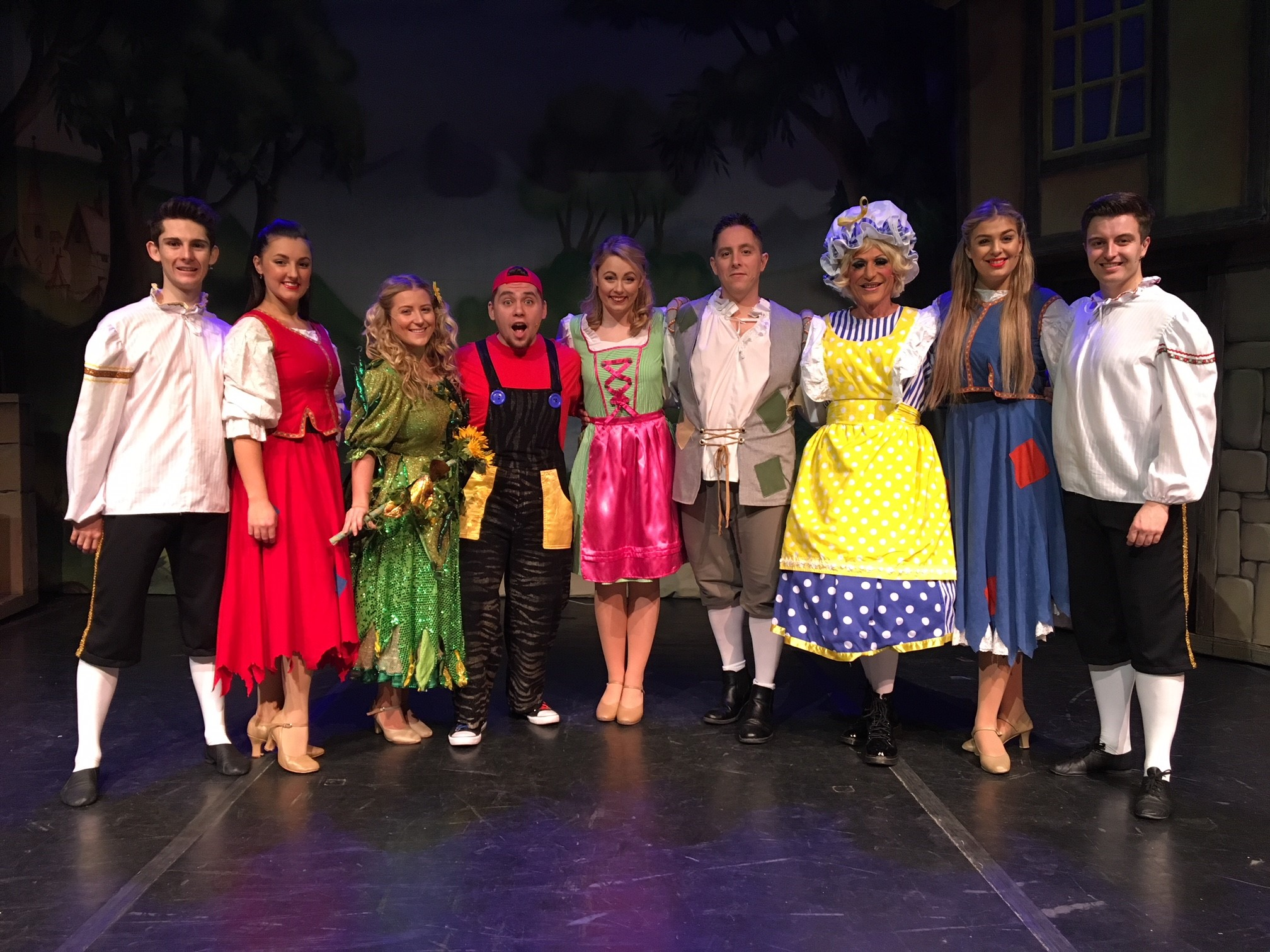 BIG INTERVIEW: Family panto alive and well and kicking at the Tacchi-Morris Arts Centre in Taunton