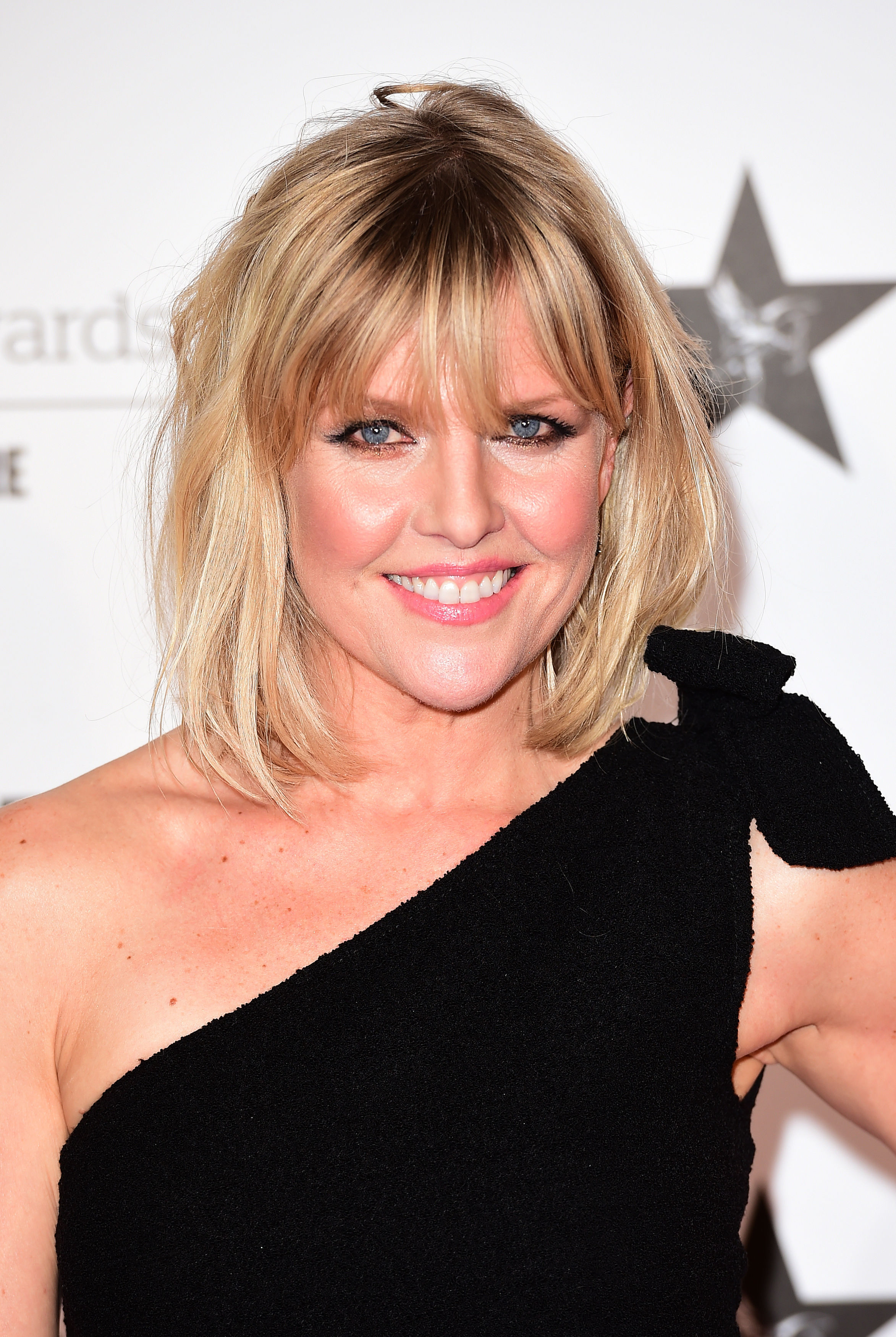 DEVASTATED: TV star, Ashley Jensen