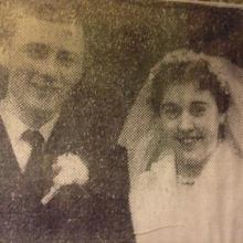 Margaret and Brian Healey