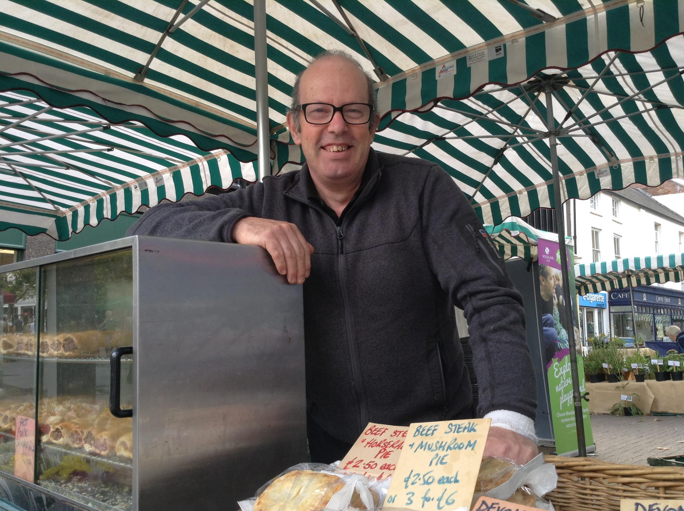 Little things mean big plans for Taunton Farmers' Market in 2018