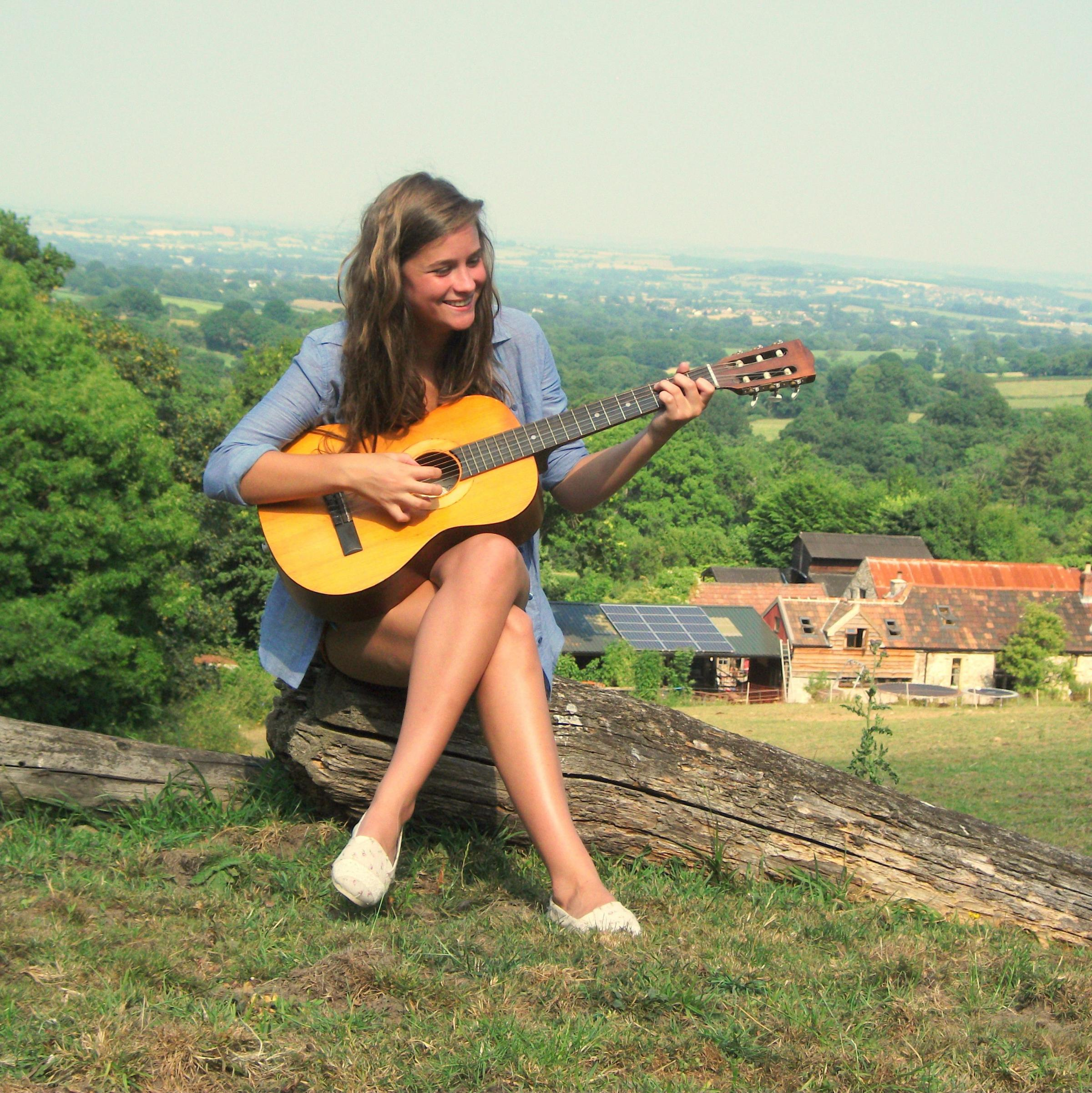 Jemima Farey will be putting folk music centre stage this month in Ilminster