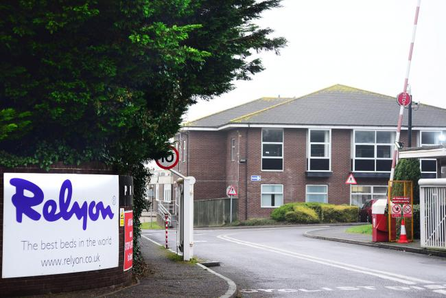 TROUBLES: The Relyon Factory in Wellington