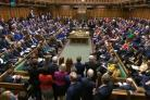 House of Commons debating chamber (PA Wire/PA Images)