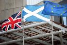 The Scottish Government's emergency Brexit bill has passed the second stage at Holyrood (Jane Barlow/PA)