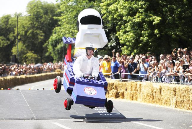 Red Bull Soap Box Derby >> Could Minehead Host A Red Bull Soapbox Derby Somerset